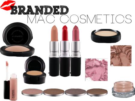 BRANDED- MAC