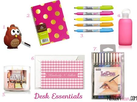 Desk-Essentials