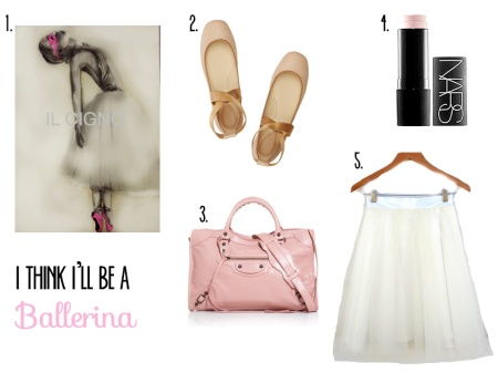 Ballerina-Mood-Board